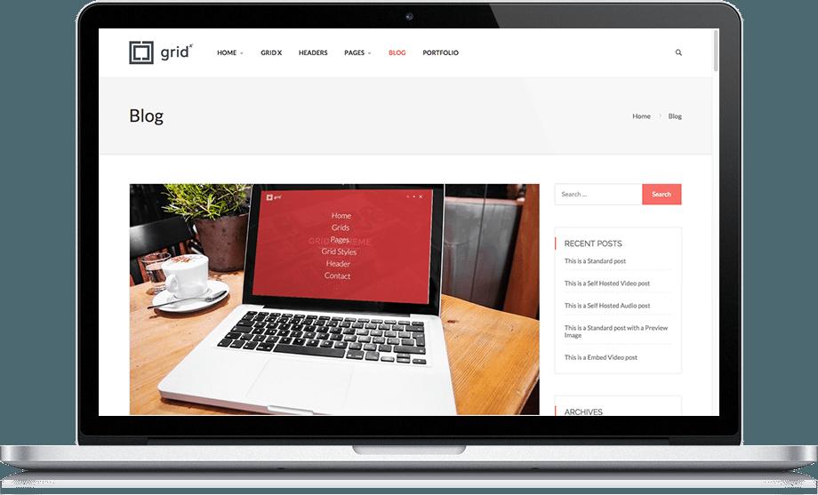 Standard Blog